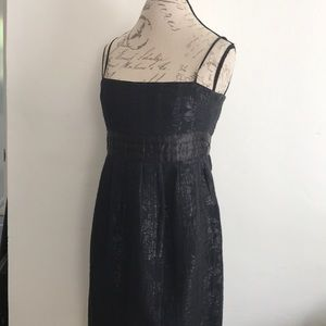 BCBG Formal Dress Black Size Medium